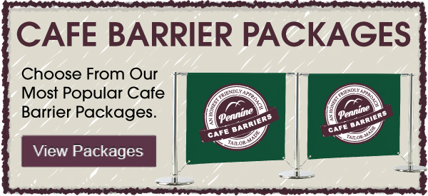Pennine Cafe Barrier Packages