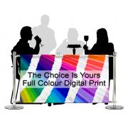 Cafe Barriers and Cafe Banners From Pennine Cafe Barriers - Premium Digital Printed Full Colour PVC Banner 5